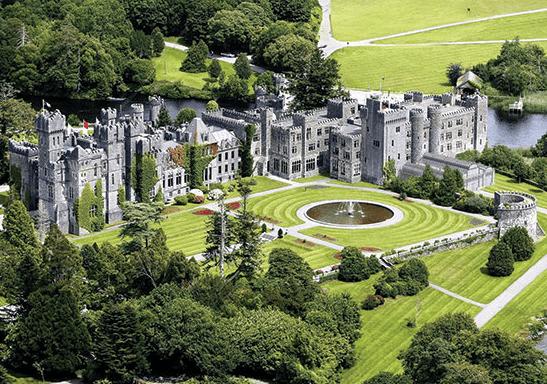 Ashford Castle - County Mayo