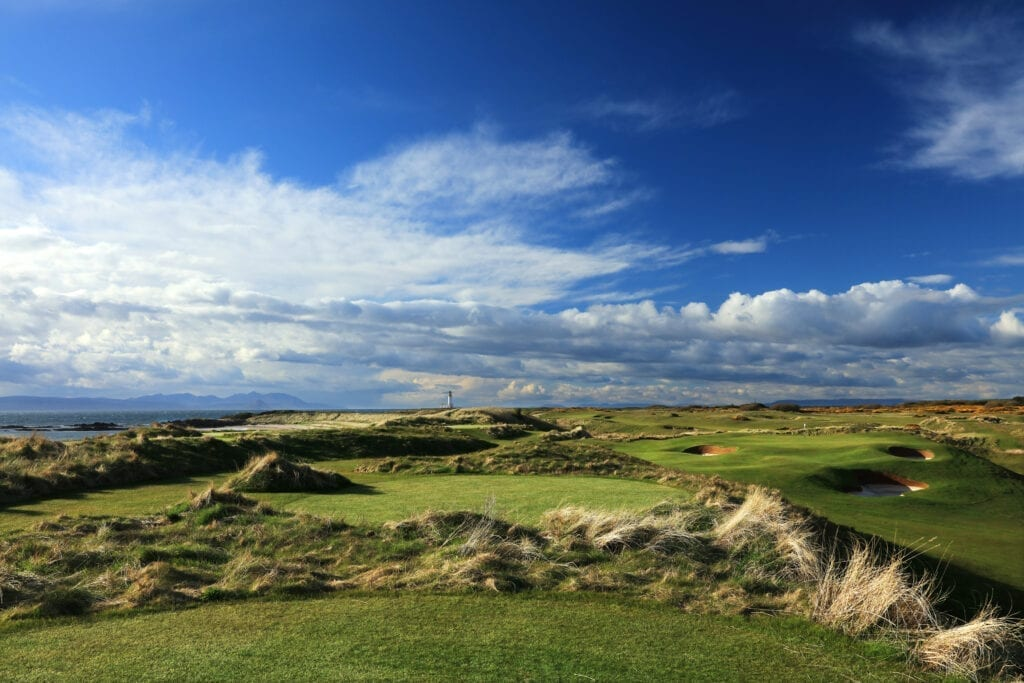 Ailsa Course - Trump Turnberry