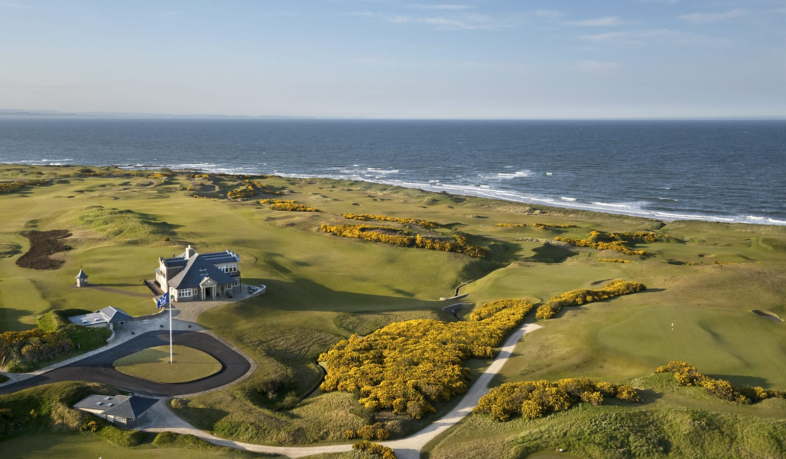 Kingsbarns Clubhouse & Course