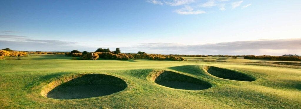 New Course - St Andrews
