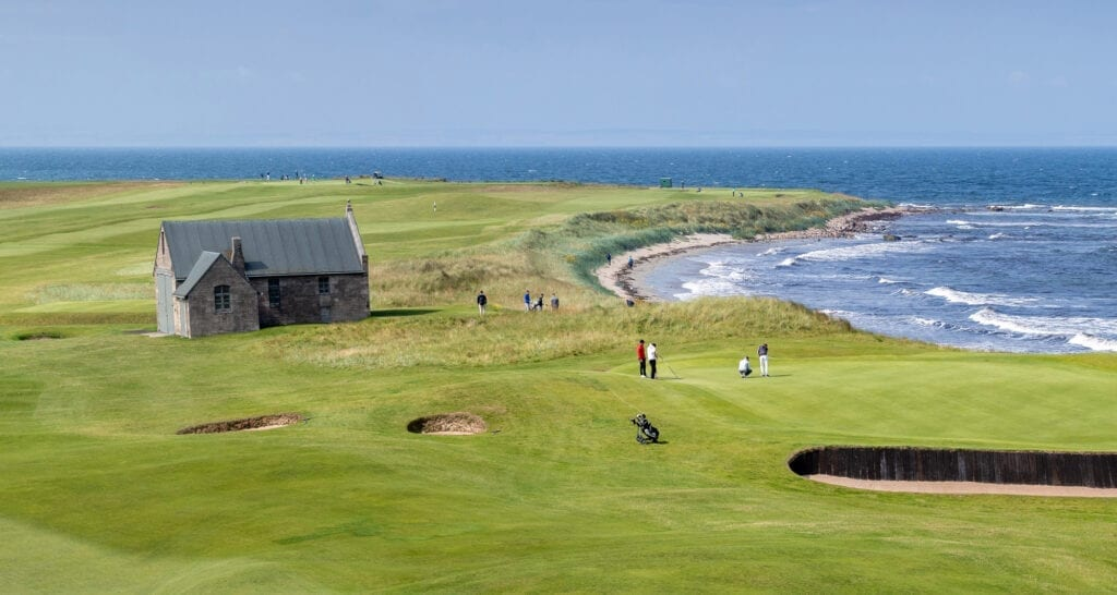 Crail Golf - Balcomie