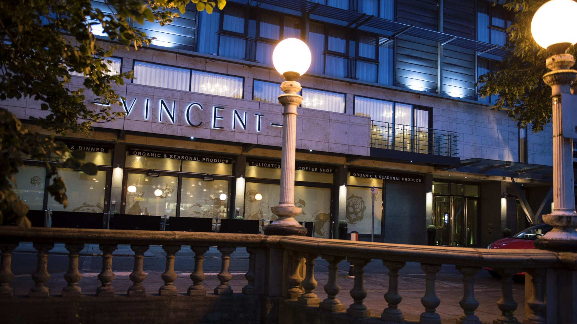 The Vincent - Southport