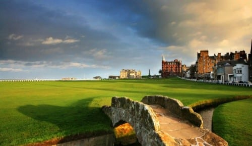 Old Course St Andrew